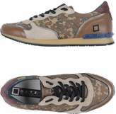 D.A.T.E Low-tops & sneakers - Item 11253885