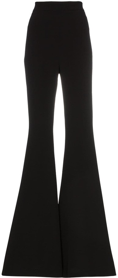 2b22aef4c99a Balmain Women's Wide Leg Pants - ShopStyle