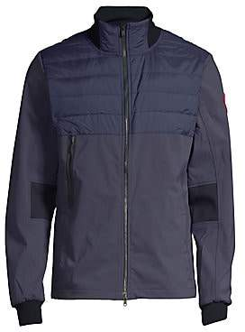 Canada Goose Men's Jericho Beach Quilted Jacket