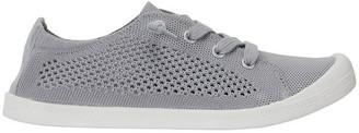Sandler Lock Grey Knit Sneaker
