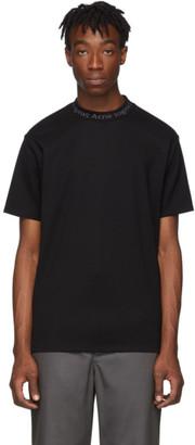 Acne Studios Black Navid T-Shirt