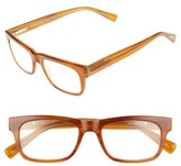 Eyebobs Men's Eyebob Style Guy 52Mm Reading Glasses - Light Brown