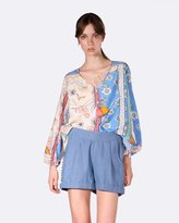 Coco Ribbon Act Two Blouse