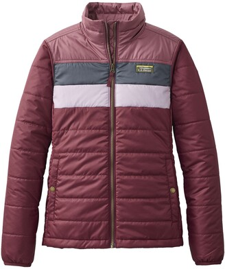 L.L. Bean Women's Mountain Classic Water Repellent Puffer Jacket
