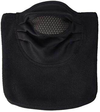Hot Chillys Kids Chil-Block Long Mask (Little Kids/Big Kids) (Black/Black) Caps
