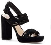 Vince Camuto Jazelle – Laser-Cut Platform Sandal