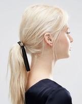 Asos Suede Tassel Hair Tie