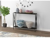 """Hobbes 40"""" Console Table Ebern Designs Table Top Color: Gray"""