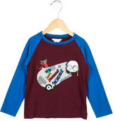 Little Marc Jacobs Boys' Printed Crew Neck Shirt