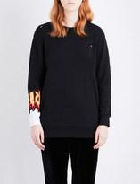 Drifter Brandi cotton-jersey sweatshirt