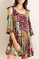 Entro Fashionable & Flirty Dress
