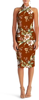 Rachel Roy Harland Print Sheath Dress