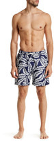 Trunks San O Short Bungalow Palm Swim Trunk