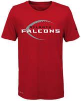 Nike Nfl Legend Atlanta Falcons T-Shirt, Little Boys(4-7)