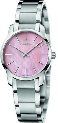 Calvin Klein Mens City Watch K2G2314E