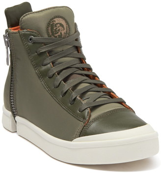 Diesel Nentish High Top Leather Sneaker