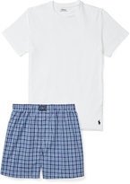 Ralph Lauren Shirt & Boxer Gift Set