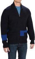 Barbour Pym Cardigan Sweater - Full Zip (For Men)