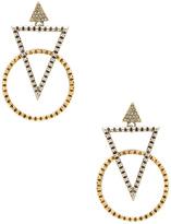House Of Harlow Nadia Statement Earrings