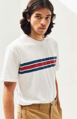 Proenza Schouler Basics Basics Pace Striped Regular T-Shirt