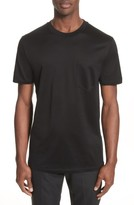 Lanvin Men's L Pocket T-Shirt