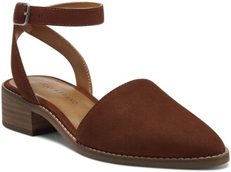 Lucky Brand Linore Ankle Strap Pump