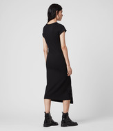 AllSaints Hatti T-Shirt Dress