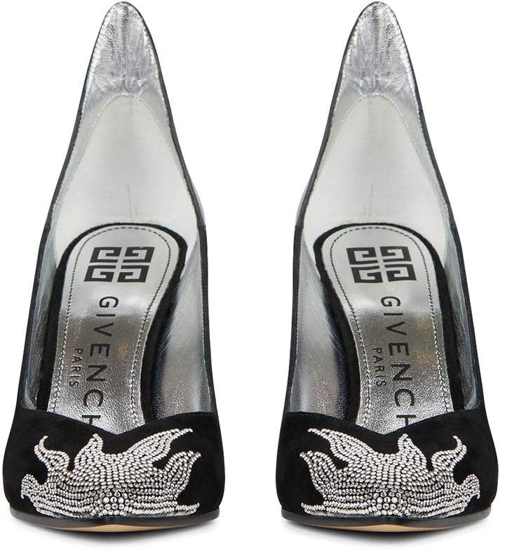 Givenchy GV3 Crystal Embellished Pump