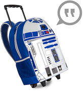 Disney R2-D2 Talking Light-Up Rolling Backpack - Personalizable