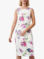 Phase Eight Tabatha Printed Scuba Dress