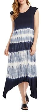 Karen Kane Tie-Dyed Dress