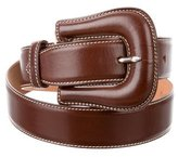Barbara Bui Adjustable Leather Belt