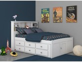 Birch Lane Fausto Bookcase Mate's & Captain's Bed with Drawers Heritage Size: Full