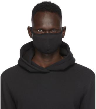 John Elliott Five-Pack Black Face Masks