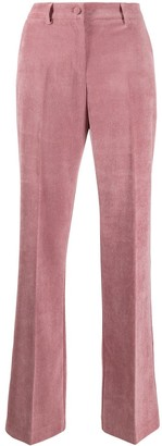 Hebe Studio Pleated Suit Trousers