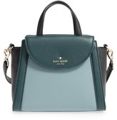 Kate Spade 'Cobble Hill - Small Adrien' Leather Satchel - Green