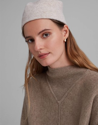 Club Monaco Double-Layer Beanie