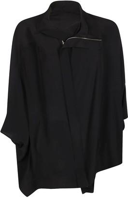 Rick Owens Asymmetric Jacket