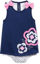 First Impressions Flowers Skirted Sunsuit, Baby Girls (0-24 months), Only at Macy's
