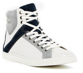 Kenneth Cole Reaction Think I Can Hi Top Sneaker