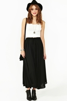 Nasty Gal Witchy Woman Maxi Skirt