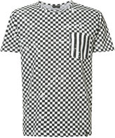 Marc Jacobs checkered T-shirt - men - Cotton - XS