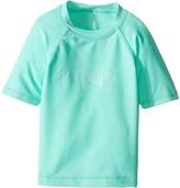 Seafolly Sweet Summer Short Sleeve Rashie (Infant/Toddler/Little Kids)
