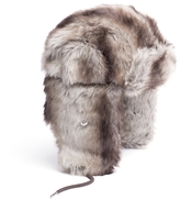 Tommy Hilfiger Final Sale- Fur Trapper Hat