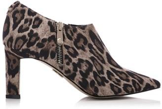 Moda In Pelle Camili Leopard Fabric