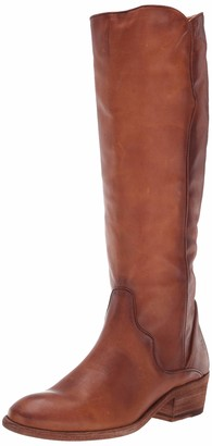 Frye Womens Carson Piping Tall Knee High Boot