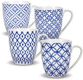 Mikasa Madison Set of 4 Mugs