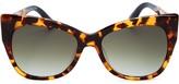 Toms Autry Cat Eye Sunglasses, 54mm