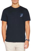 Nautica Short Sleeve Logo Tee