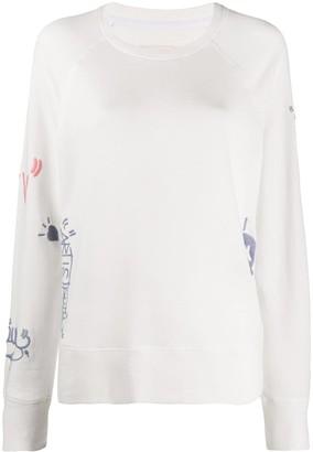 Zadig & Voltaire Jormi crew neck sweater